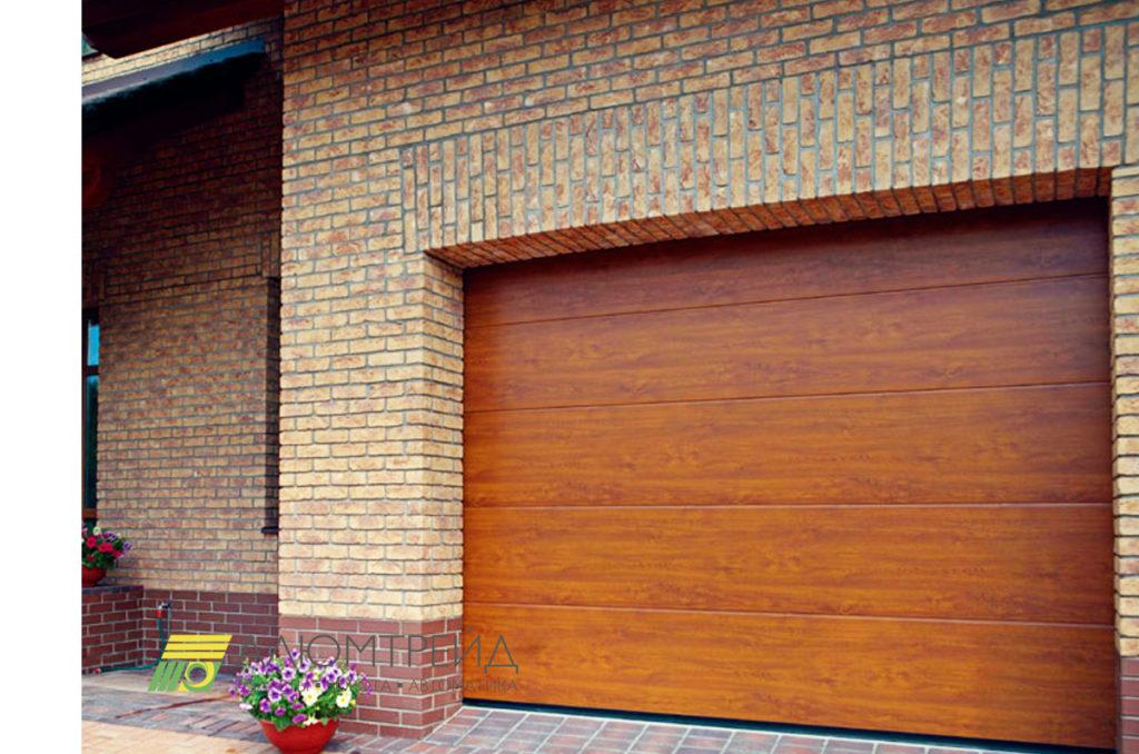 ворота на гараж купить днепр